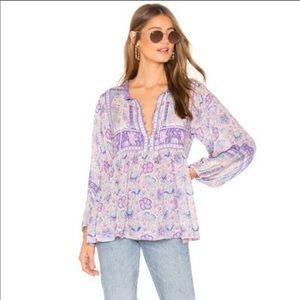 Spell & The Gypsy Poinciana Blouse